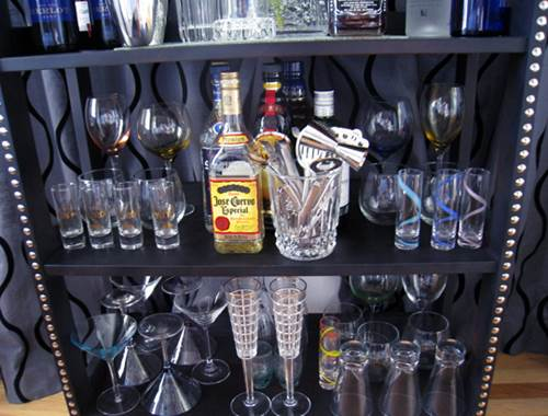 Would You Consider Having A Bar In Your Home 3
