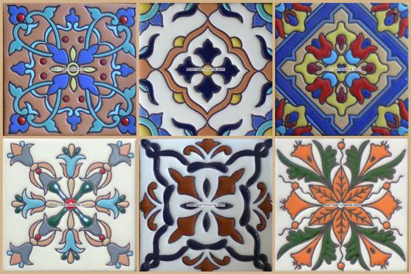 5 Outstanding Advantages of Decorating Using Mexican Tiles 1