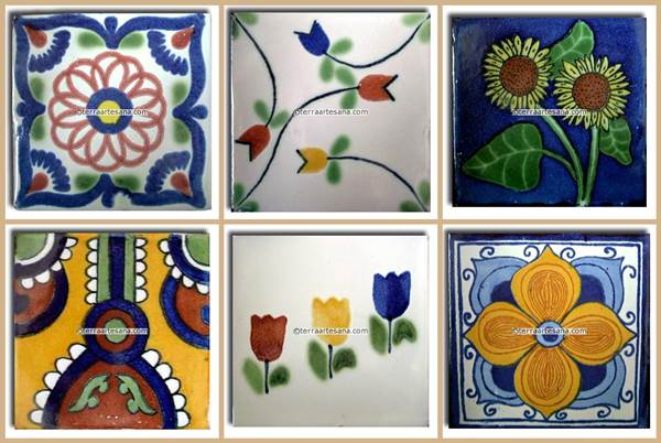5 Outstanding Advantages of Decorating Using Mexican Tiles 2