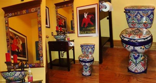 5 Outstanding Advantages of Decorating Using Mexican Tiles 3