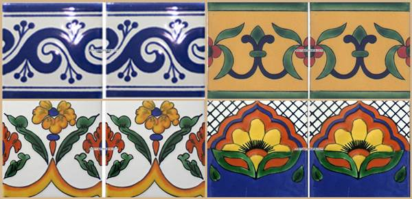 5 Outstanding Advantages of Decorating Using Mexican Tiles 5