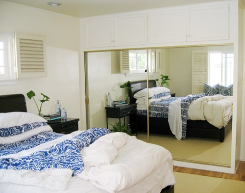 Bedroom Colour Ideas - Clear White 3