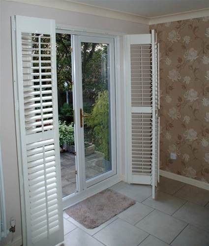 Exterior Door Shutters - Giving a Spectacular Look to Your House 2