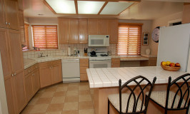 Eco Friendly Kitchen Design 1
